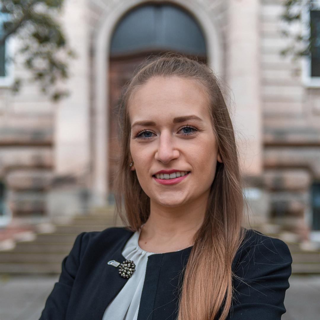 Elisabeth Kania - Ressortleitung Personal
