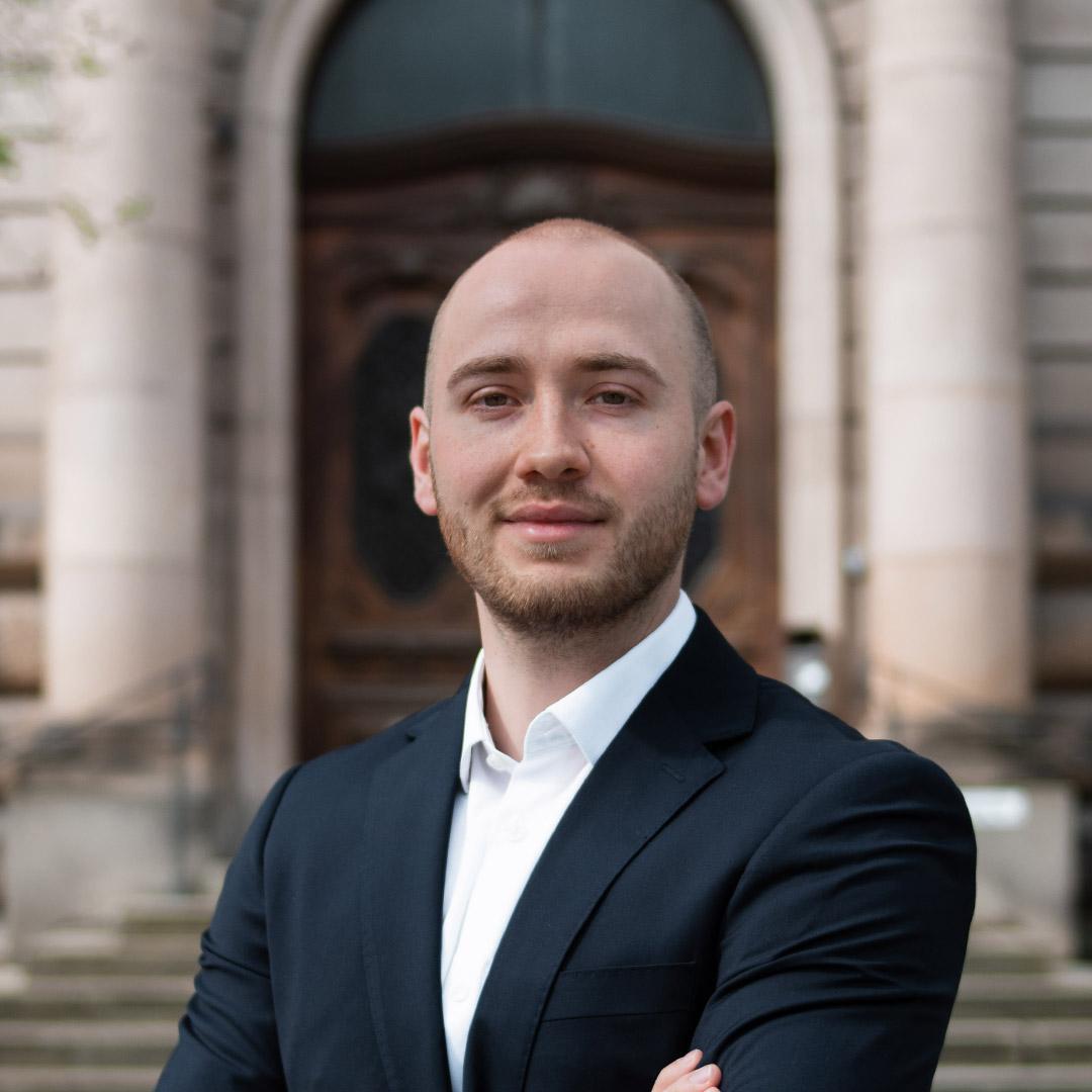 Ewald Reichenborn - Leiter Ressort Finanzen und Recht