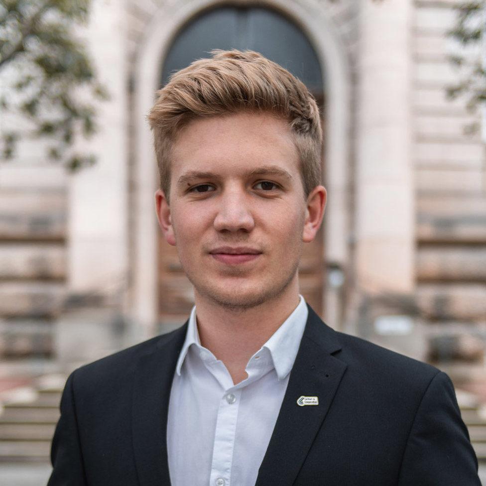 Lorenz Hieber - Vorstandsvorsitzender