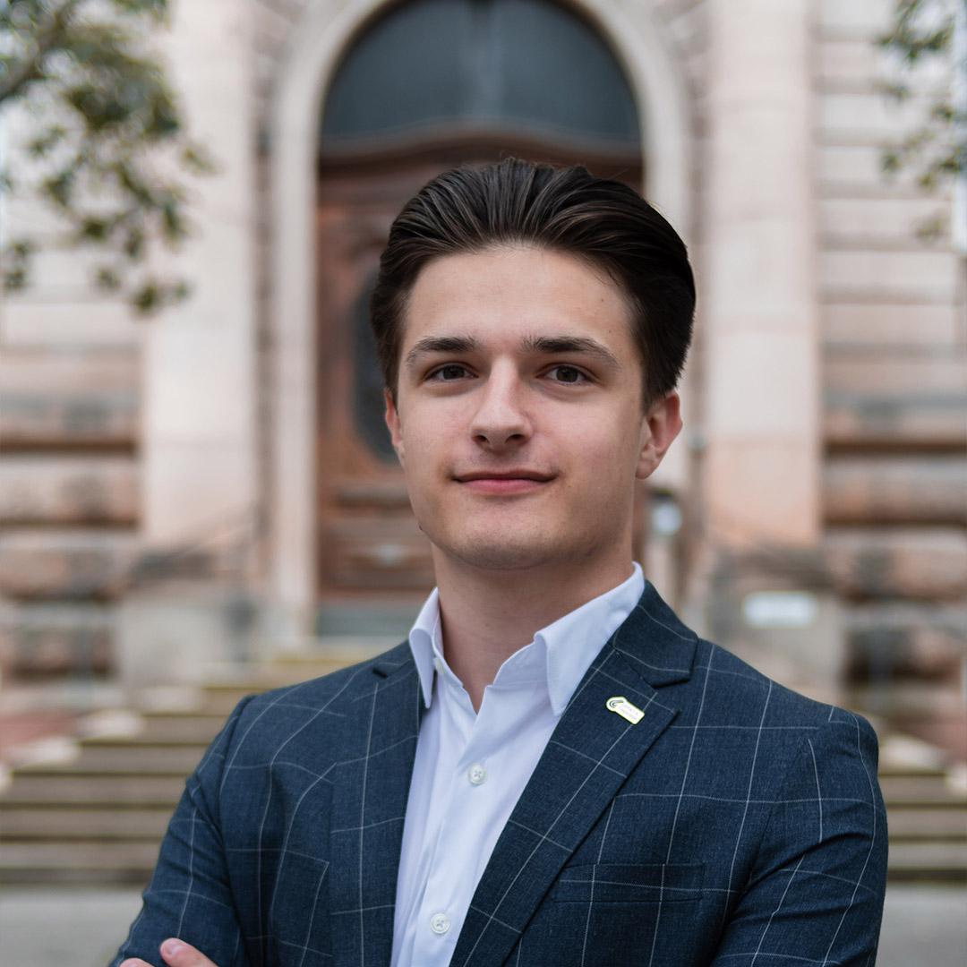 Nikita Kowalski - Leitung Stabsstelle IT
