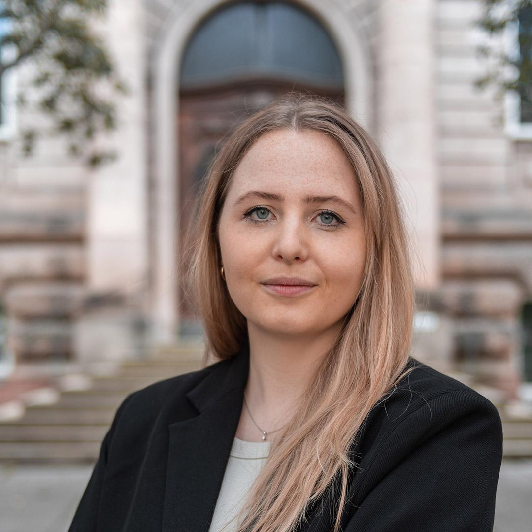 Paula Rausch - Ressortleitung Marketing